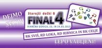 Finalni turnir za naslov državnega prvaka za starejše dečke B v Ivančni Gorici