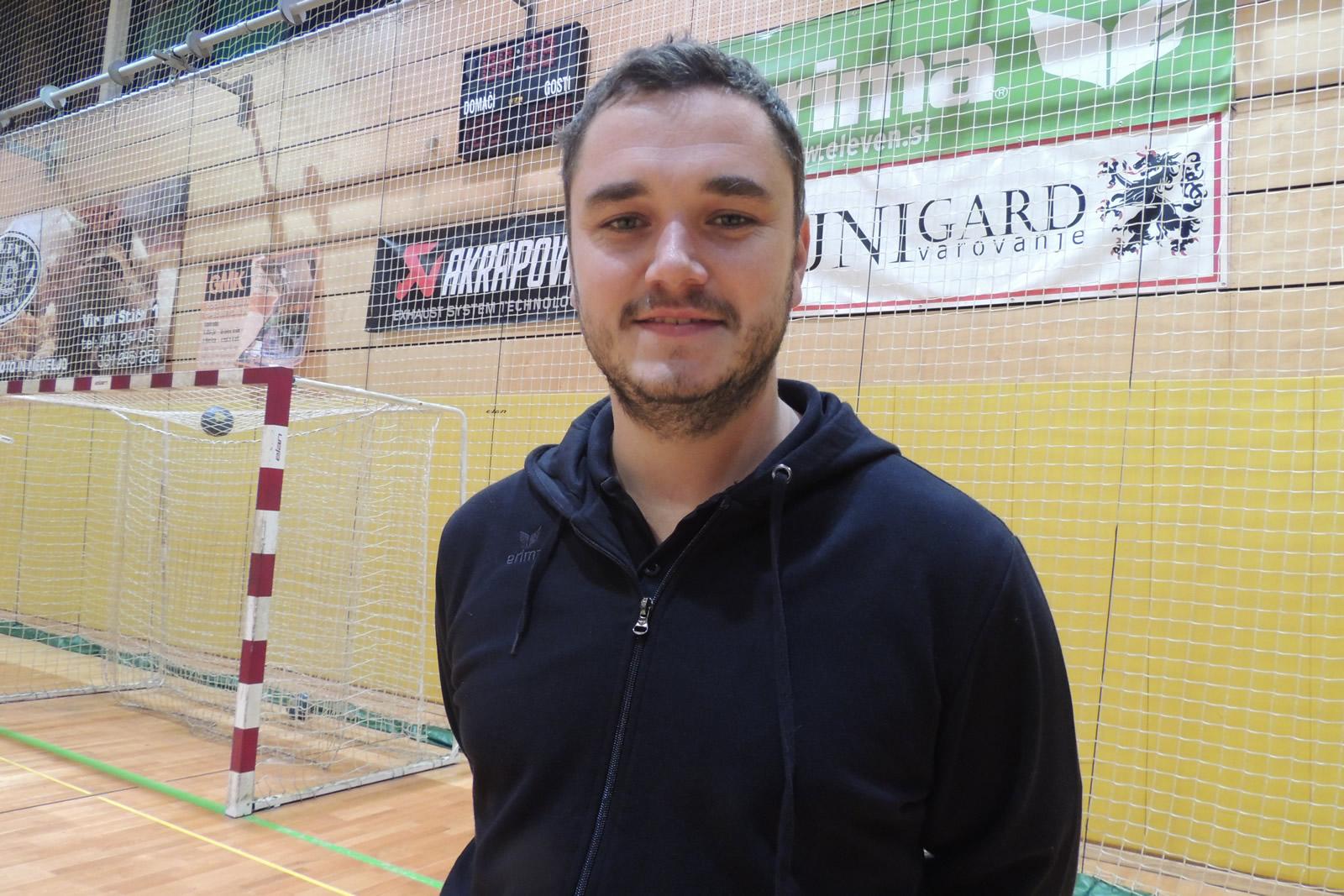 Aleksander Polak, trener od 16. 10.