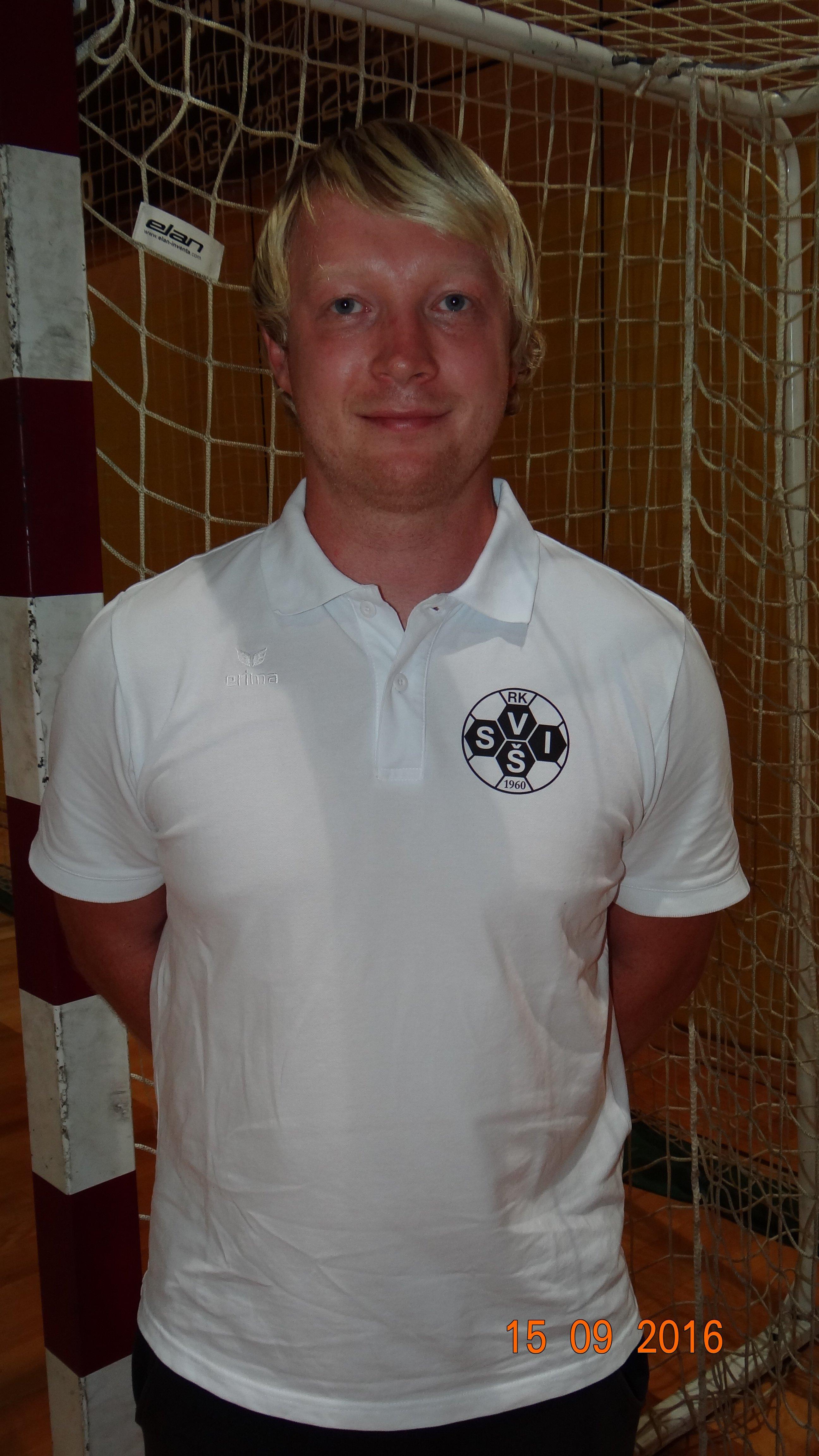 Sebastjan Obajdin, trener članskega moštva