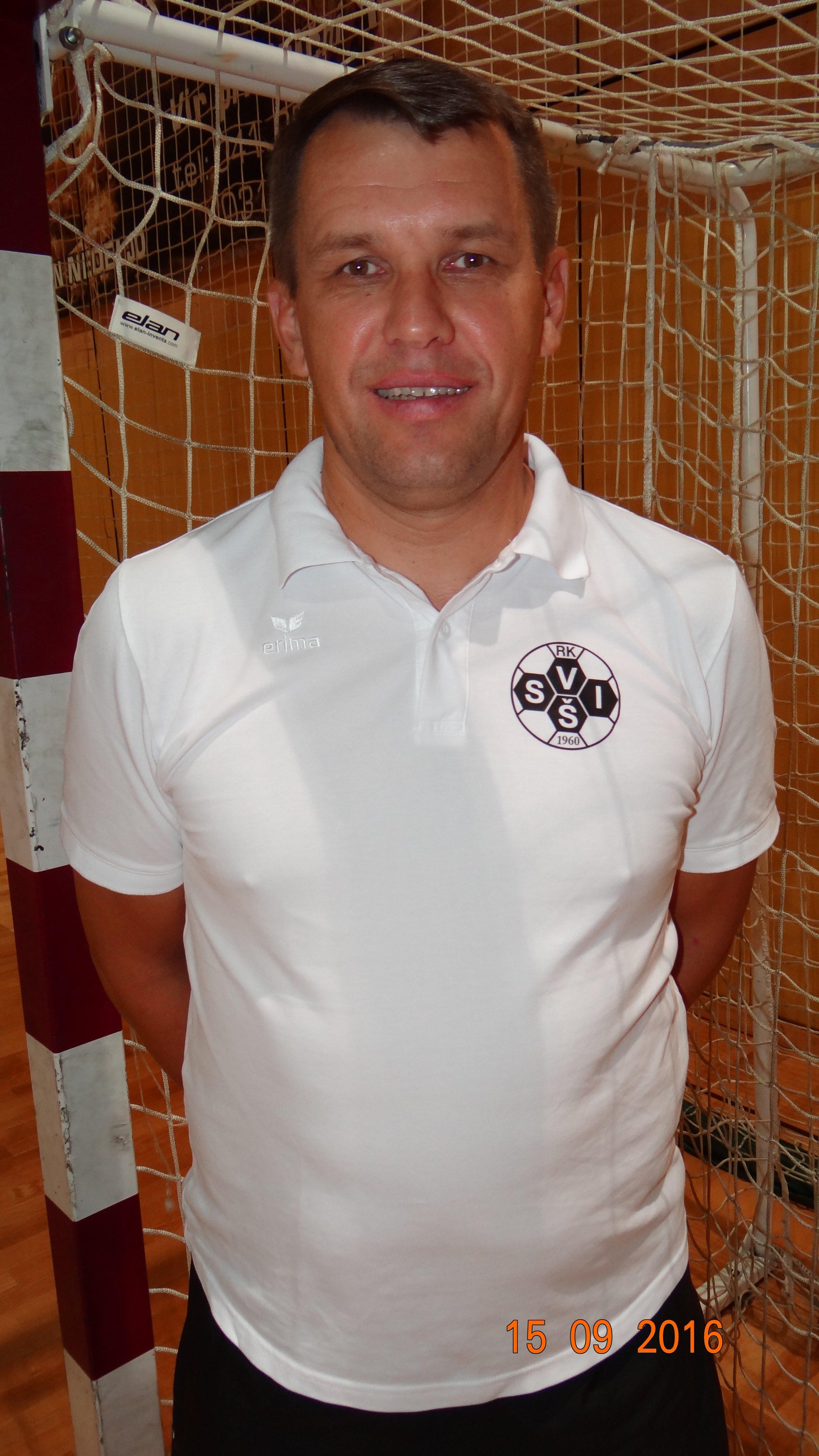 Boštjan Košir, tehnični vodja ekipe